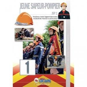Jeune Sapeur-Pompier niveau 1 JSP1 - Icone graphic - 9782357386150 -
