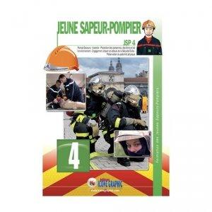Jeune Sapeur-Pompier JSP4 - Icone graphic - 9782357386259 -