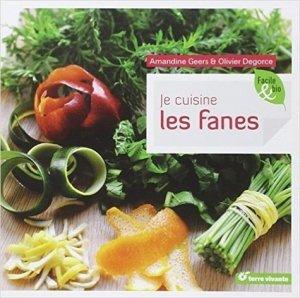 Je cuisine les fanes - terre vivante - 9782360980277 - majbook ème édition, majbook 1ère édition, livre ecn major, livre ecn, fiche ecn