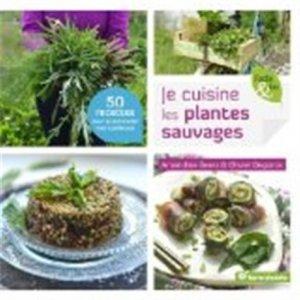 Je cuisine les plantes sauvages - terre vivante - 9782360981564 -