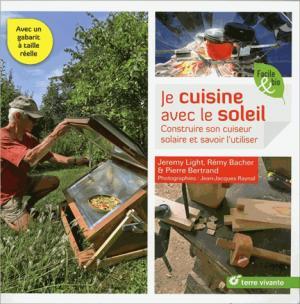 Je cuisine avec le soleil - terre vivante - 9782360982691 -