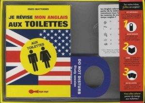 Je révise mon anglais aux toilettes - tut tut - 9782367042084 -