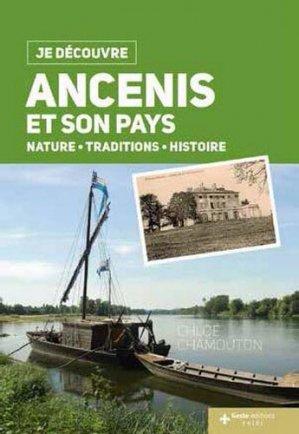 Je découvre Ancenis et son pays - geste - 9782367464374 -