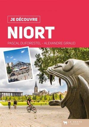 Je découvre Niort raconté aux enfants - geste - 9782367467191 -