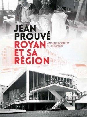 Jean Prouvé, Royan et sa région - geste - 9782367468334 -
