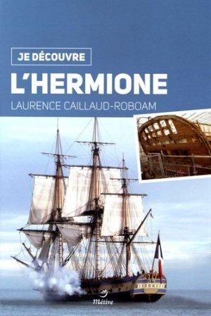 Je découvre l'Hermione - metive - 9782371090354 -