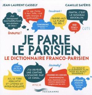 Je parle le parisien - parigramme - 9782373951189 -