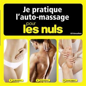 Je me mets a l'auto-massage pour les nuls - first  - 9782412022900 -