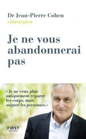 Je ne vous abandonnerai pas - first editions - 9782412034002 -
