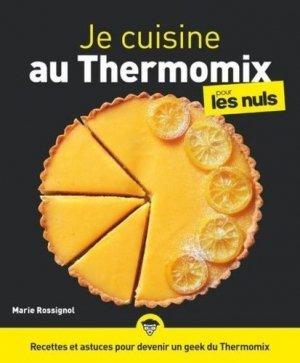 Je cuisine au Thermomix pour les nuls - First - 9782412053928 -