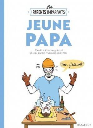 Jeune papa - marabout - 9782501112062 -