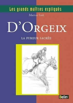 Jean D'Orgeix - belin - 9782701151564 -