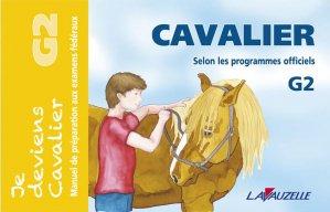 Je deviens cavalier G2 - lavauzelle - 9782702515723 -