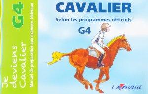 Je deviens cavalier G4 - lavauzelle - 9782702515747 -