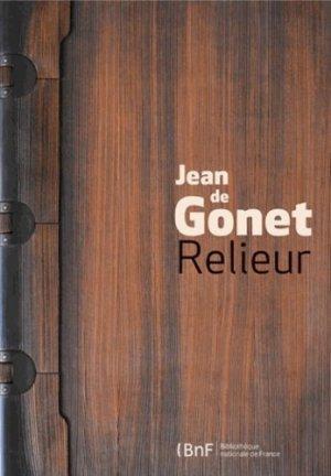 Jean de Gonet - bibliotheque nationale de france - 9782717725452 -