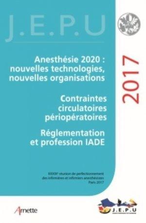 JEPU Infirmiers 2017-arnette-9782718414553