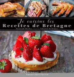 Je cuisine les recettes de Bretagne - Ouest-France - 9782737367076 -