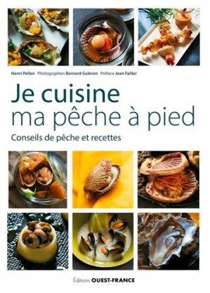 Je cuisine ma pêche à pied - Ouest-France - 9782737382826 -