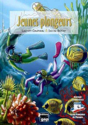 Jeunes plongeurs - gap - 9782741703549 -