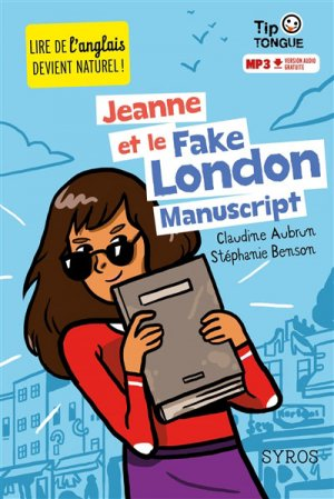 Jeanne et le Fake London Manuscript - Syros - 9782748523546 -