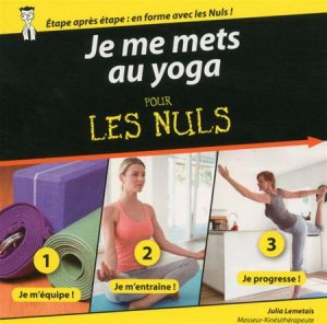 Je me mets au yoga pour les nuls - first - 9782754076180 -