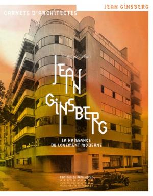 Jean Ginsberg - patrimoine ( éditions du ) - 9782757706053 -