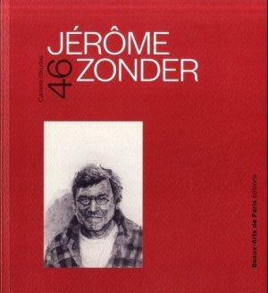 Jérôme Zonder - ENSBA - 9782840566878 -