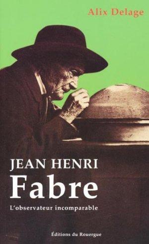 Jean-Henri Fabre - rouergue editions - 9782841566891 -