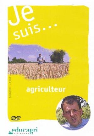 Je suis... agriculteur - educagri / onisep - 9782844443687 -