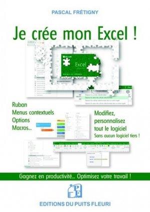 Je crée mon Excel ! - puits fleuri - 9782867396557 -