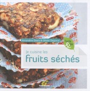 Je cuisine les fruits séchés - terre vivante - 9782914717915 -