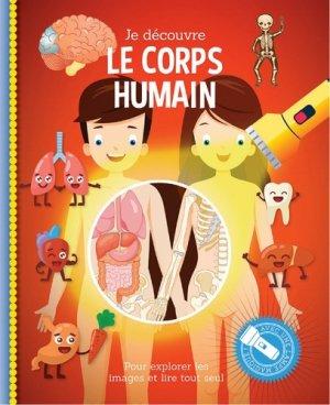 Je découvre le corps humain - RuitenbergBoek B.V. - 9789463543125 -