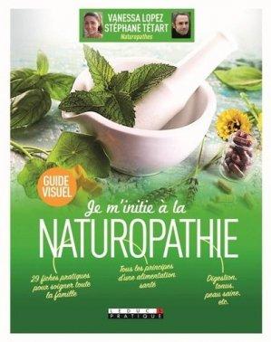 Je m'initie à la naturopathie - leduc - 9791028509705 -