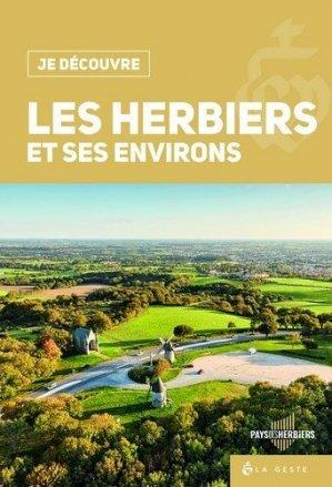 Je découvre Les Herbiers et ses environs - geste - 9791035305383 -