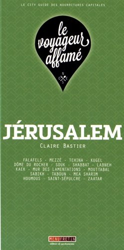 Jérusalem - Menu Fretin - 9791096339129 -