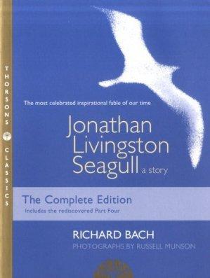 JONATHAN LIVINGSTON SEAGULL A STORY  - THORSONS - 9780006490340 -