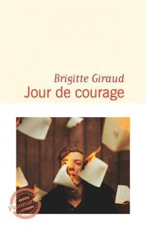 Jour de courage - Flammarion - 9782081469778 -