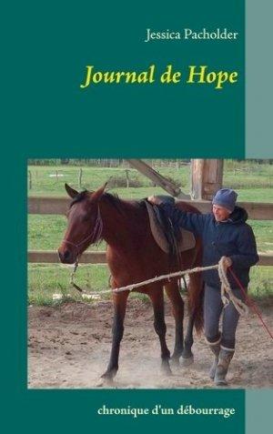 Journal de Hope. Chronique d'un débourrage - Books on Demand Editions - 9782322223886 -