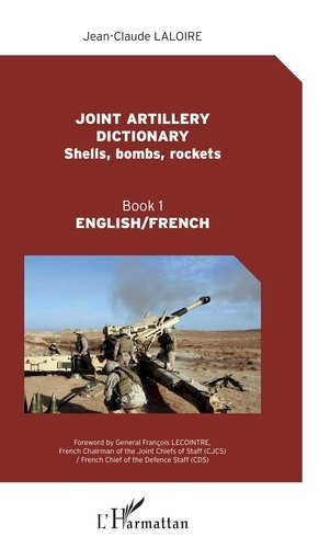 Joint artillery dictionnary - L'Harmattan - 9782343182964 -