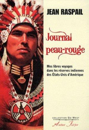 Journal peau-rouge - Atelier Fol'fer - 9782357910294 -