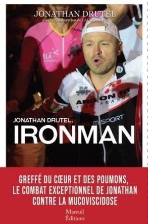 Jonathan Drutel, ironman - mareuil - 9782372541060