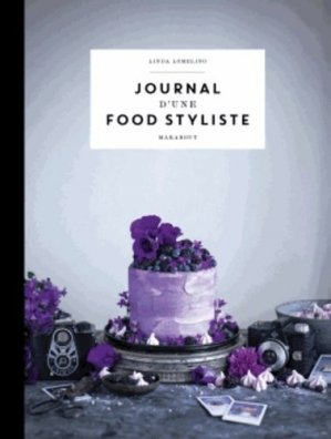 Journal d'une food styliste - Marabout - 9782501103220 -