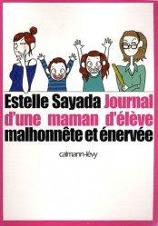 Journal d'une maman malhonnête et énervée - calmann levy - 9782702140307 -