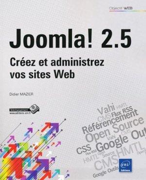 Joomla ! 2.5 - eni - 9782746072664 -