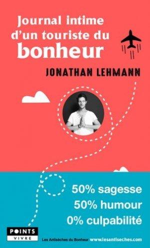 Journal intime d'un touriste du bonheur - Points - 9782757875025 -
