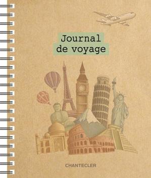 Journal de voyage - Chantecler - 9782803461431 -