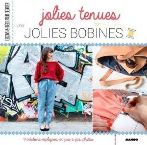 Jolies tenues par Jolies Bobines - mango - 9782812503610 -