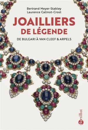 Joailliers de légende - Bartillat - 9782841006991 -