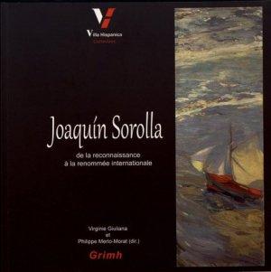Joaquin Sorolla - publications de l'universite de saint-etienne - 9782862727264 -