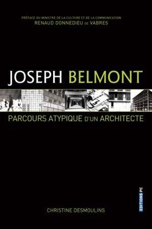 Joseph Belmont - pc  - 9782912683540 -